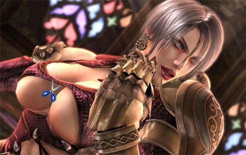 I have never been a Soul Calibur fan. In fact, I never even thought of ...