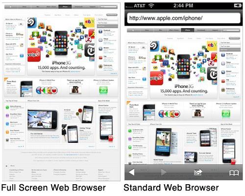 iphonewebbrowser