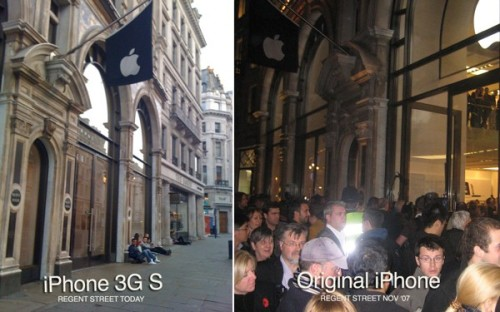 iphone-3g-s-vs-original-iphone-regent-st