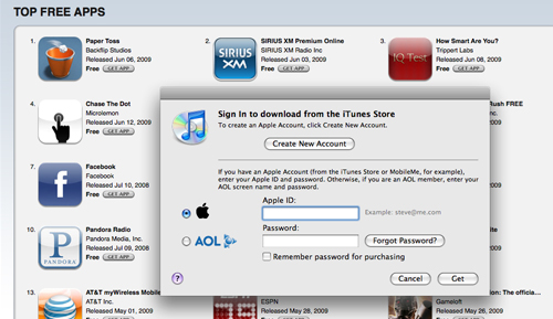 how to make us itunes account