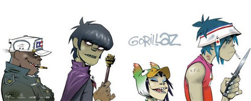 gorillazrockband